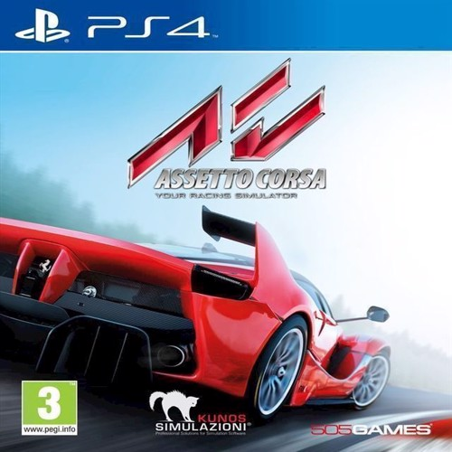 Image of Assetto Corsa - PS4 (8023171037103)
