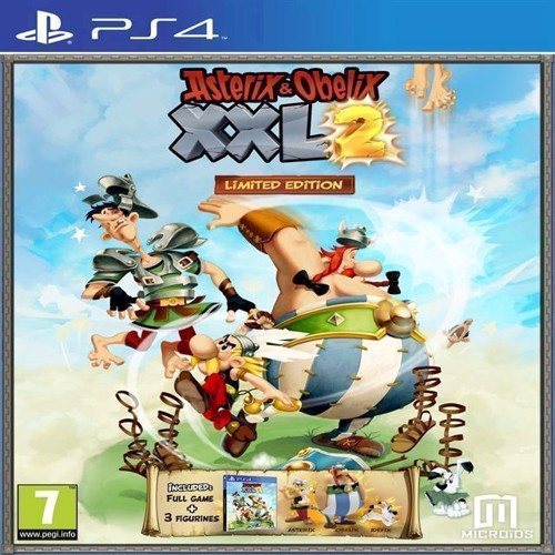 Image of Asterix & Obelix XXL 2 (Limited Edition) - PS4 (3760156482484)