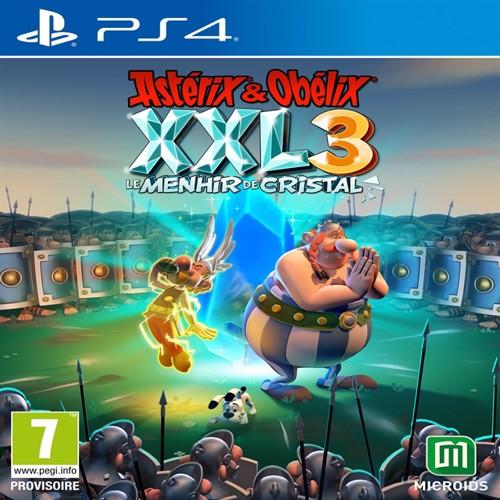 Image of Asterix & Obélix XXL 3 - The Crystal Menhir - Nintendo Switch (3760156483726)