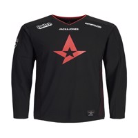 Astralis Merc Official T-Shirt LS 2019 - 10 Years