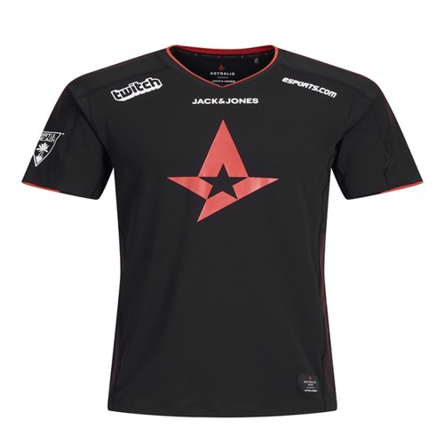 Image of Astralis Merc Official T-Shirt SS 2019 - 10 Years (5713772894177)