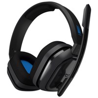 Astro  A10 Gaming Headset PS4, PC  GreyBlue