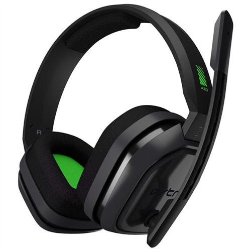 Image of Astro - A10 Gaming Headset XB1 Grey/Green (5099206075139)