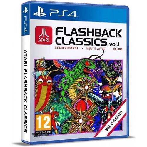Image of Atari Flashback Classics Vol. 1 - PS4 (0742725911604)