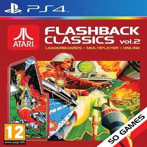 Image of   Atari Flashback Classics Vol. 2 - PS4