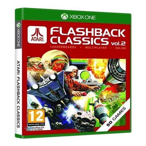 Image of Atari Flashback Classics Vol 2 - Xbox One (0742725911635)