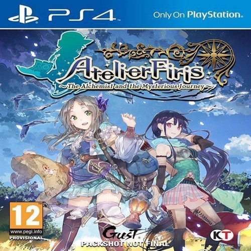 Image of Atelier Firis, The Alchemist and the Mysterious Journey, PS4