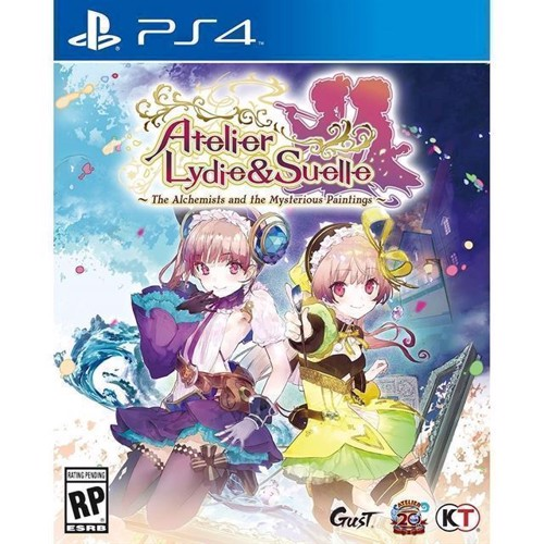 Image of   Atelier Lydie Suelle Alchemists of the Mysterious Painting