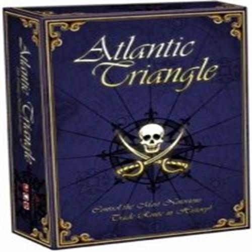 Image of Atlantic Triangle Engelsk (6416739016757)