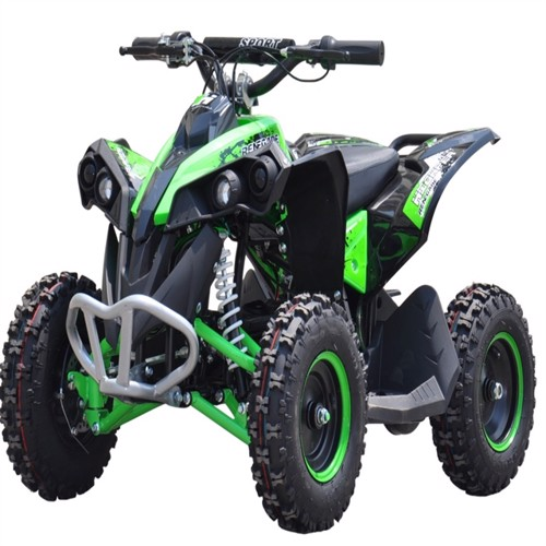 Image of Atv 49Cc renegade atv m. elstart. Grøn/sort (5712548121851)
