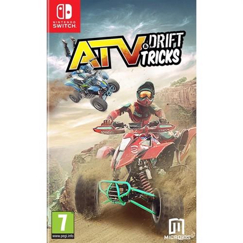 Image of ATV Drift & Tricks (Code in a Box) - Nintendo Switch (3760156486680)