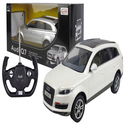 Image of Audi q7 Fjernstyret bil 1:14 (6930751301306)