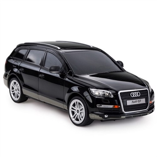 Image of Audi q7 fjernstyret bil 1:24