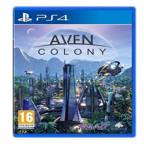 Image of Aven Colony - PS4 (5060236967541)