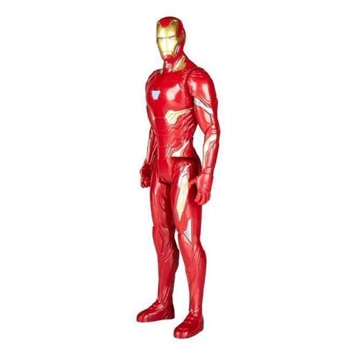 Image of Avengers Titan Hero Iron Man (5010993461806)