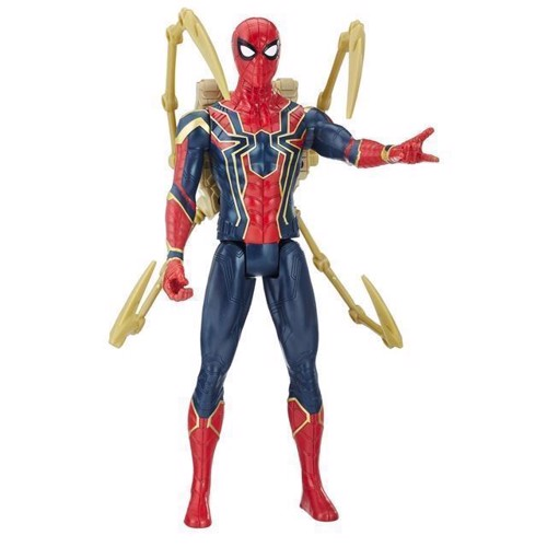 Image of Avengers Titan Hero Power FX Spiderman (5010993476015)