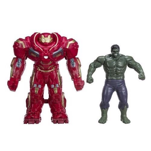 Image of Avengers Infinity War Hulk og Hulkbuster (5010993476664)
