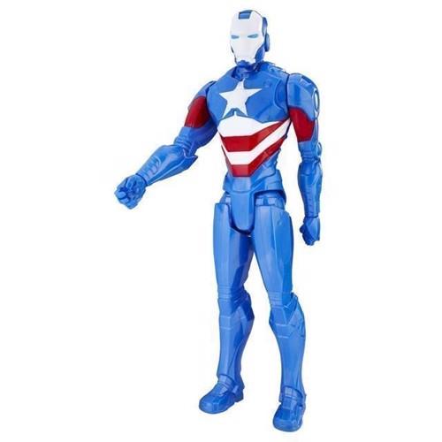 Image of Avengers - Titan Hero - 12-inch - Iron Patriot (5010993361960)