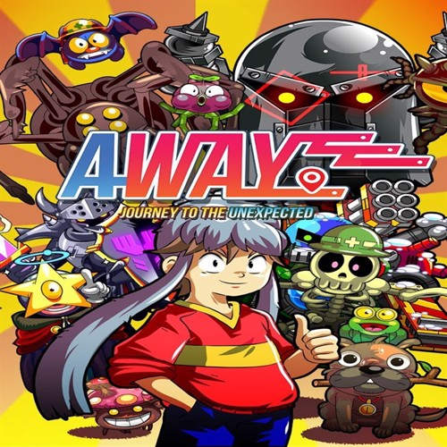 Image of Away: Journey To The Unexpected (Import) - Nintendo Switch (0819976023575)