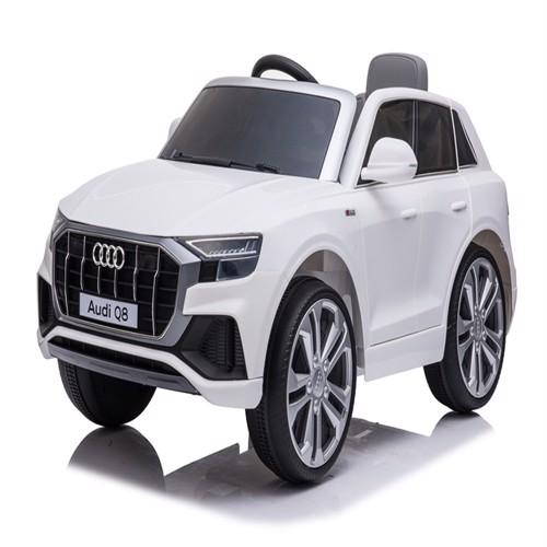 Image of Azeno, elektrisk bil, Audi Q8, hvid (5713570001906)