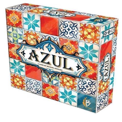Image of Azul Brætspil, Engelsk (0826956600107)