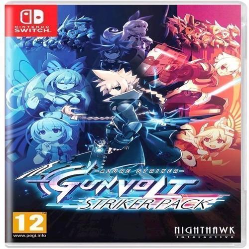 Image of Azure Striker Gunvolt Striker Pack (5060146465199)