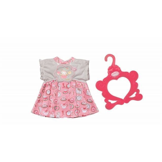 484724e4474 Baby Annabell kjole til dukke, 46 cm køber du billigt her.