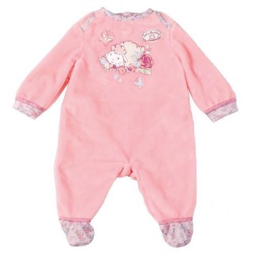 2b5cf35c56c Baby Annabell dukketøj, sparkedragt med sovende får køber du billigt ...