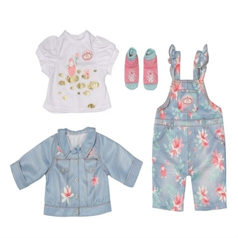 Image of Baby Annabell - Active Deluxe Jeans 43cm (705643) (4001167705643)