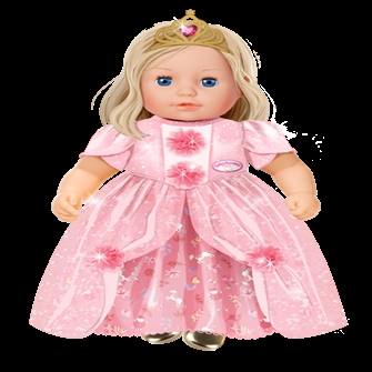 Image of Baby Annabell - Little Sweet Princess 36cm (703984) (4001167703984)