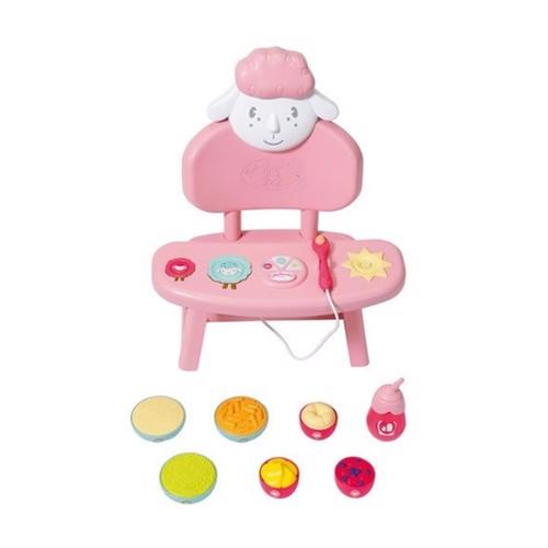 Image of Baby Annabell spisetid bord med tilbehør (4001167701911)