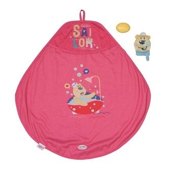 Image of BABY born - Bath Hooded Towel Set (830635) (4001167830635)