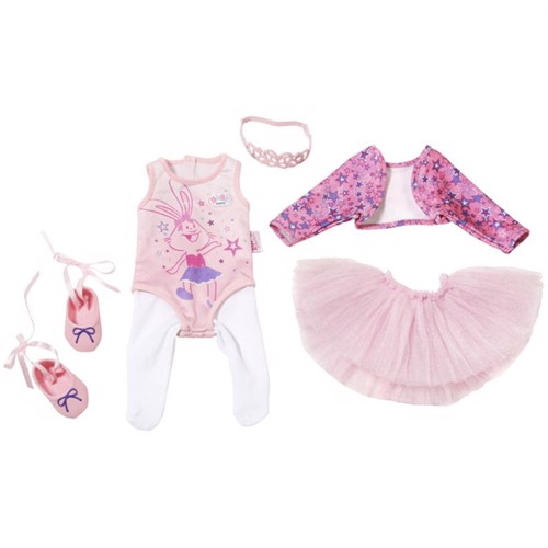 Image of Baby Born - Boutique - Deluxe Ballerina Sæt (4001167825013)