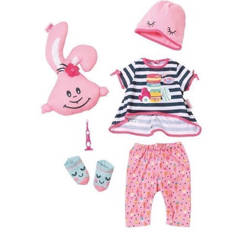 Image of Baby Born - Deluxe Sleepover Party (824627) (4001167824627)
