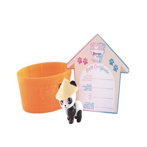Image of Baby Secrets køledyr, singel pakke