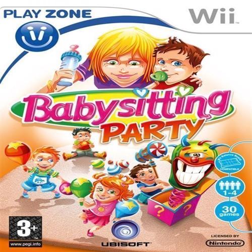 Image of Babysitting Party - Wii