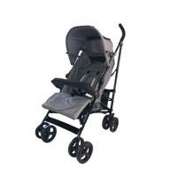Babytrold - Sprinter Pushchair - Grey Melange