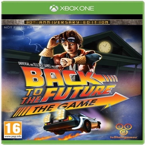 Image of Back To The Future 30Th Anniversary Xbox One (5060146462143)