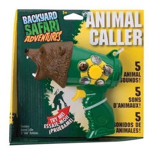 Image of   Backyard Safari - dyre kald