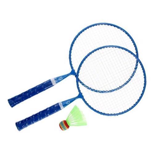 Image of Badminton sæt blå