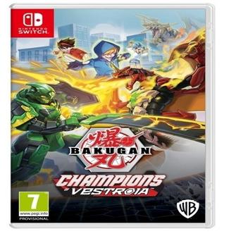 Image of Bakugan: Champions of Vestroia -Nintendo Switch (5051895412916)