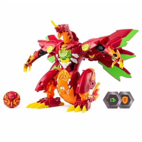 Image of Bakugan Dragonoid Maximus (0778988257050)