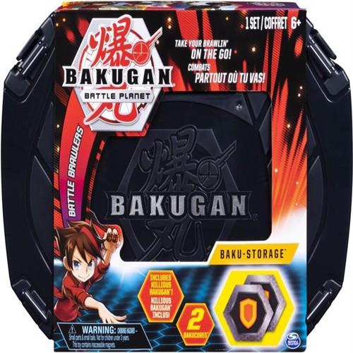 Image of Bakugan storage case black (0778988550281)