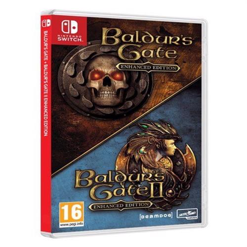Image of Baldurs Gate Enhanced Ps4