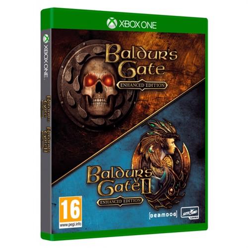 Image of Baldurs Gate Enhanced & Baldurs Gate 2 (0811949030931)