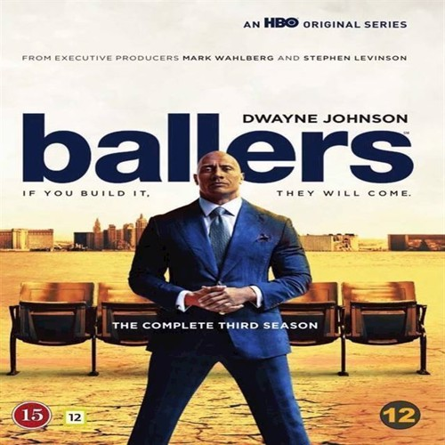 Image of Ballers Sæson 3 Dvd (7340112741259)