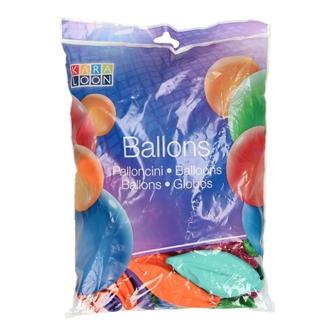 Image of Balloons 45cm, 50pcs. (4250554607217)