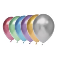 Balloons Chrome, 6pcs.
