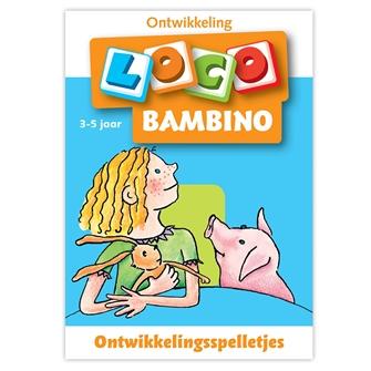 Image of Bambino Loco udviklingsspil