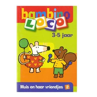 Image of Bambino Loco mus med venner